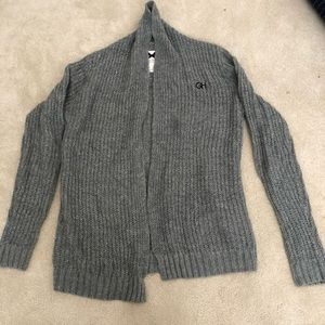 Gilly Hicks open cardigan